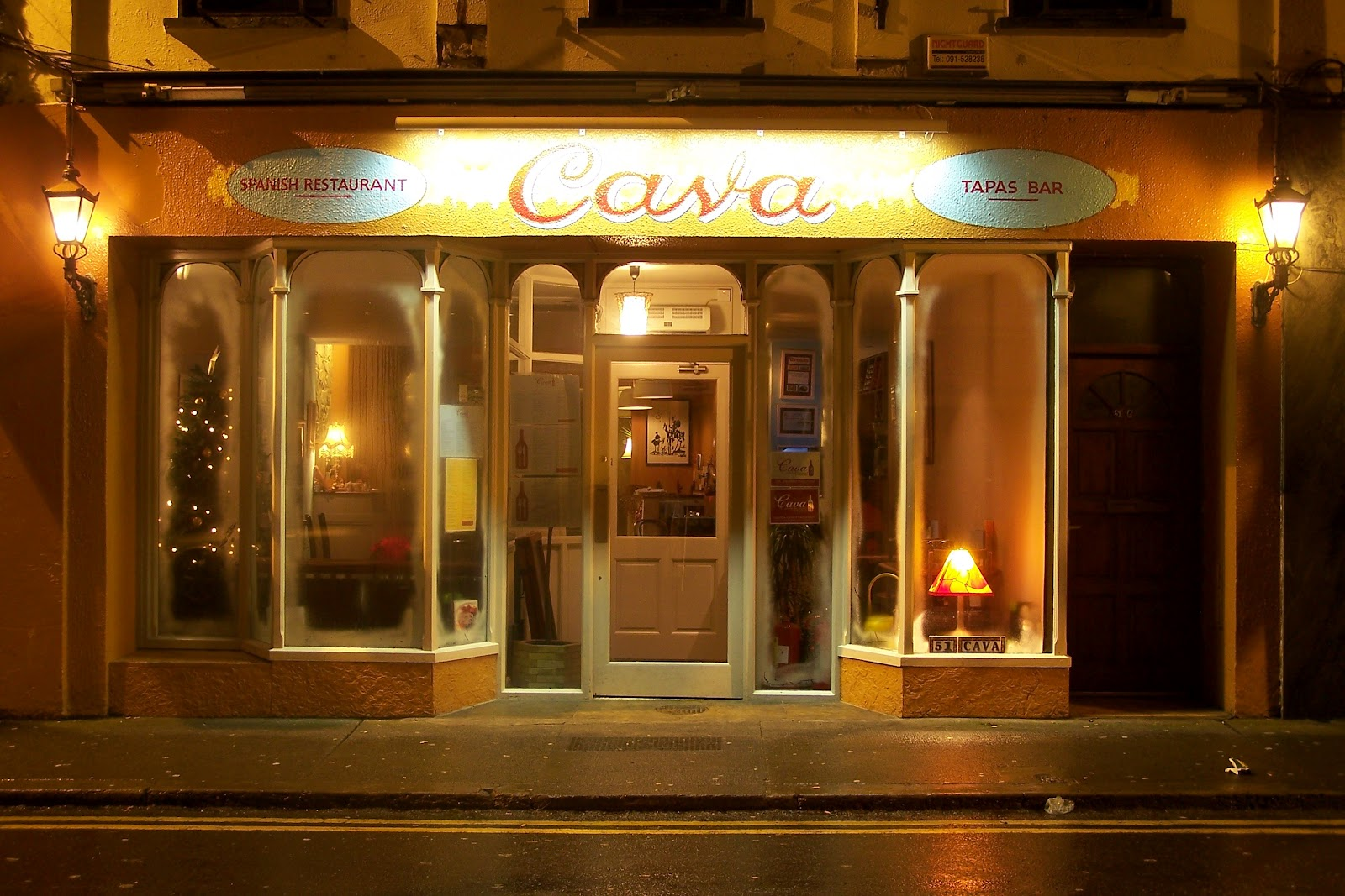 Cava Spanish Restaurant And Tapas Bar Thosetwogirlspr